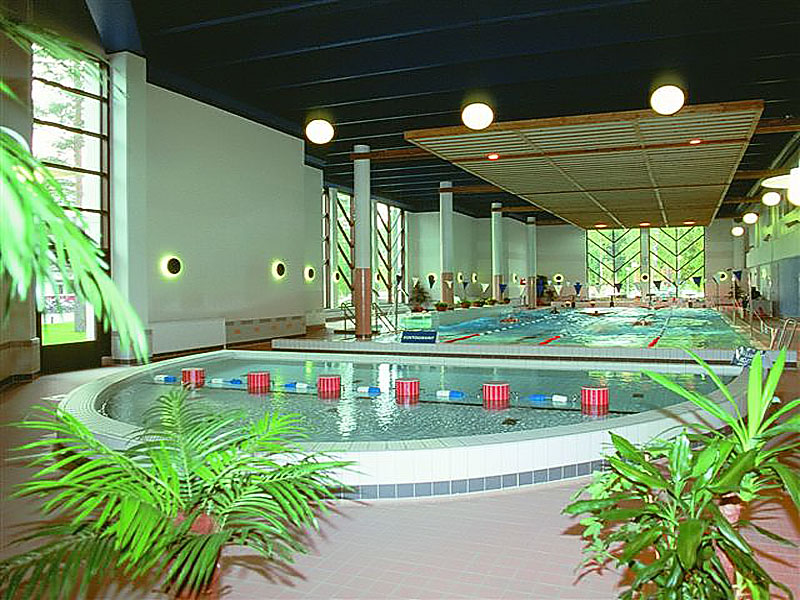 Pajulahti Swimming pool maintenance certification